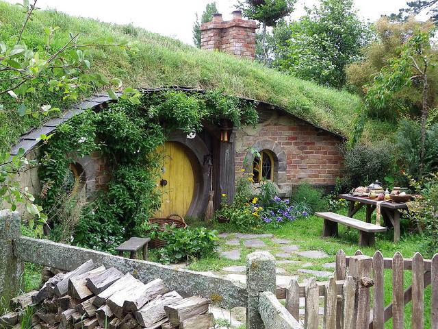 Hobbiton by KiwiHugger on Flickr.