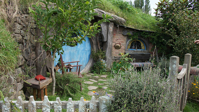 Hobbiton by Darcy Moore on Flickr.